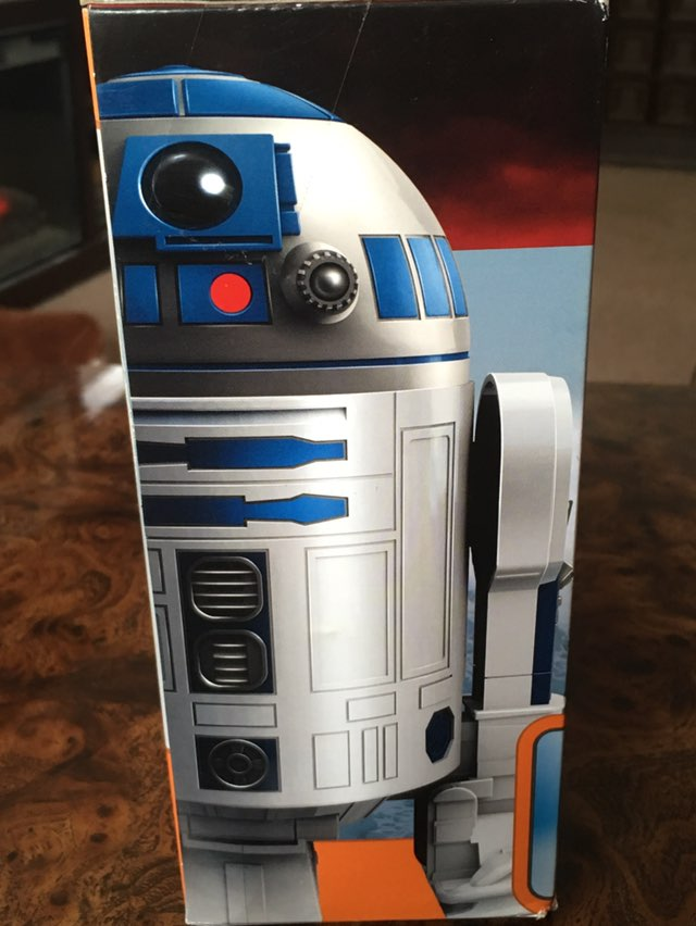 Star Wars MicroMachines R2-D2 Playset