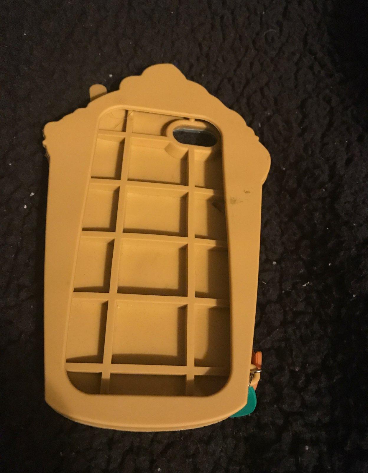 Pumpkin Spice iPhone 7/7+ Phone Case!