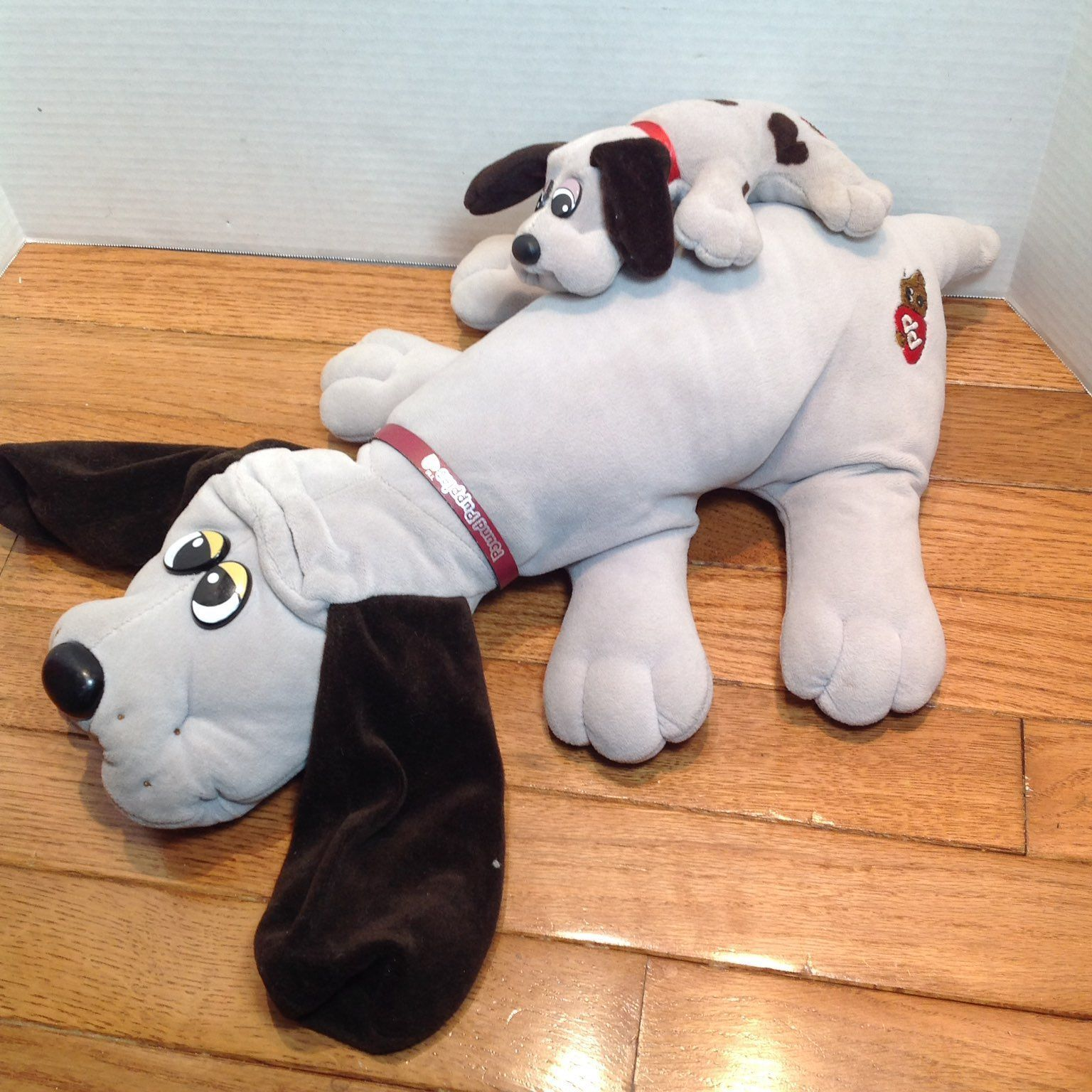 Vintage Tonka POUND PUPPIES Plush Dogs Mercari BUY & SELL