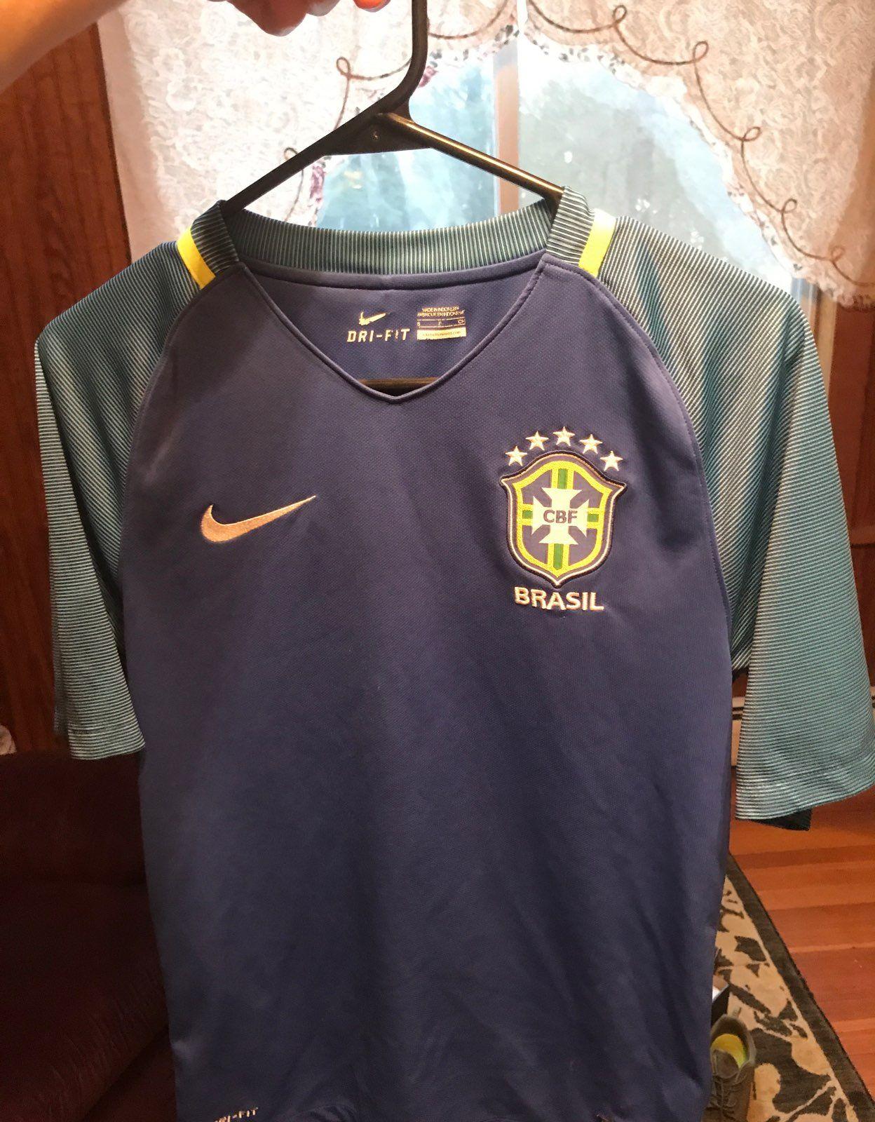 CBF Brasil Jersey