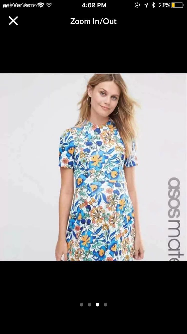 Asos maternity dress size 6 mercari buy sell things you love asos maternity dress size 6 ombrellifo Image collections