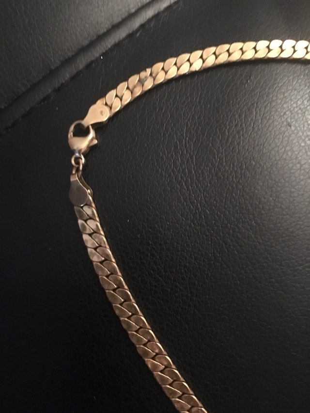26 Inch Gold Plated Chain FREE SHIPPING