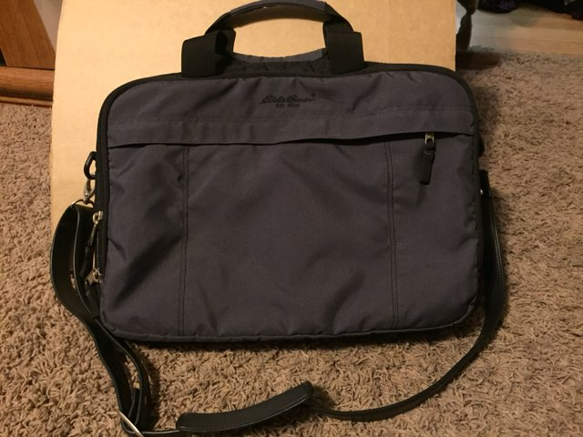 Eddie Bauer 16 Laptop Carry On Bag