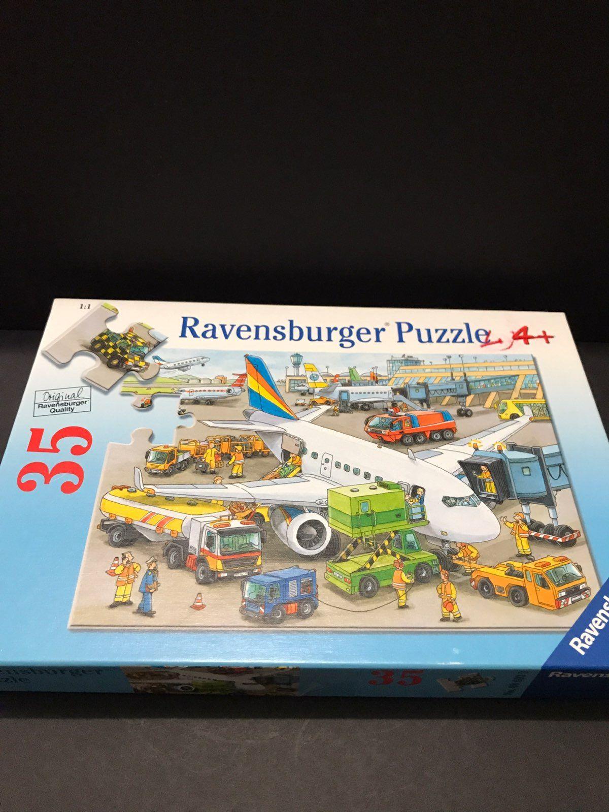 Ravensburger Airport Puzzle
