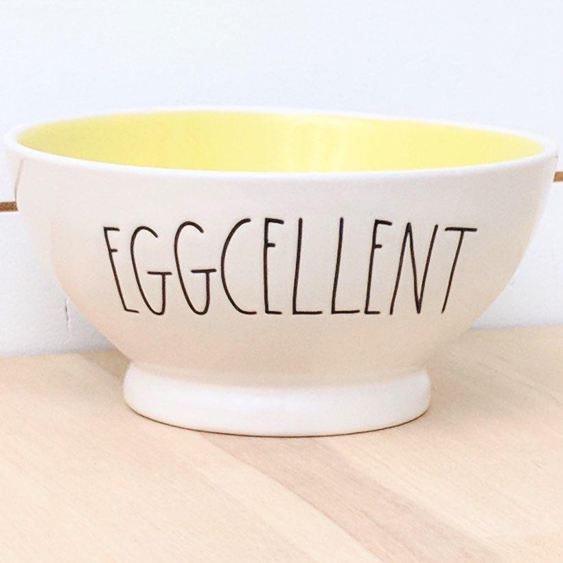 Tara Dunn Eggcellent Bowl And Oval Set