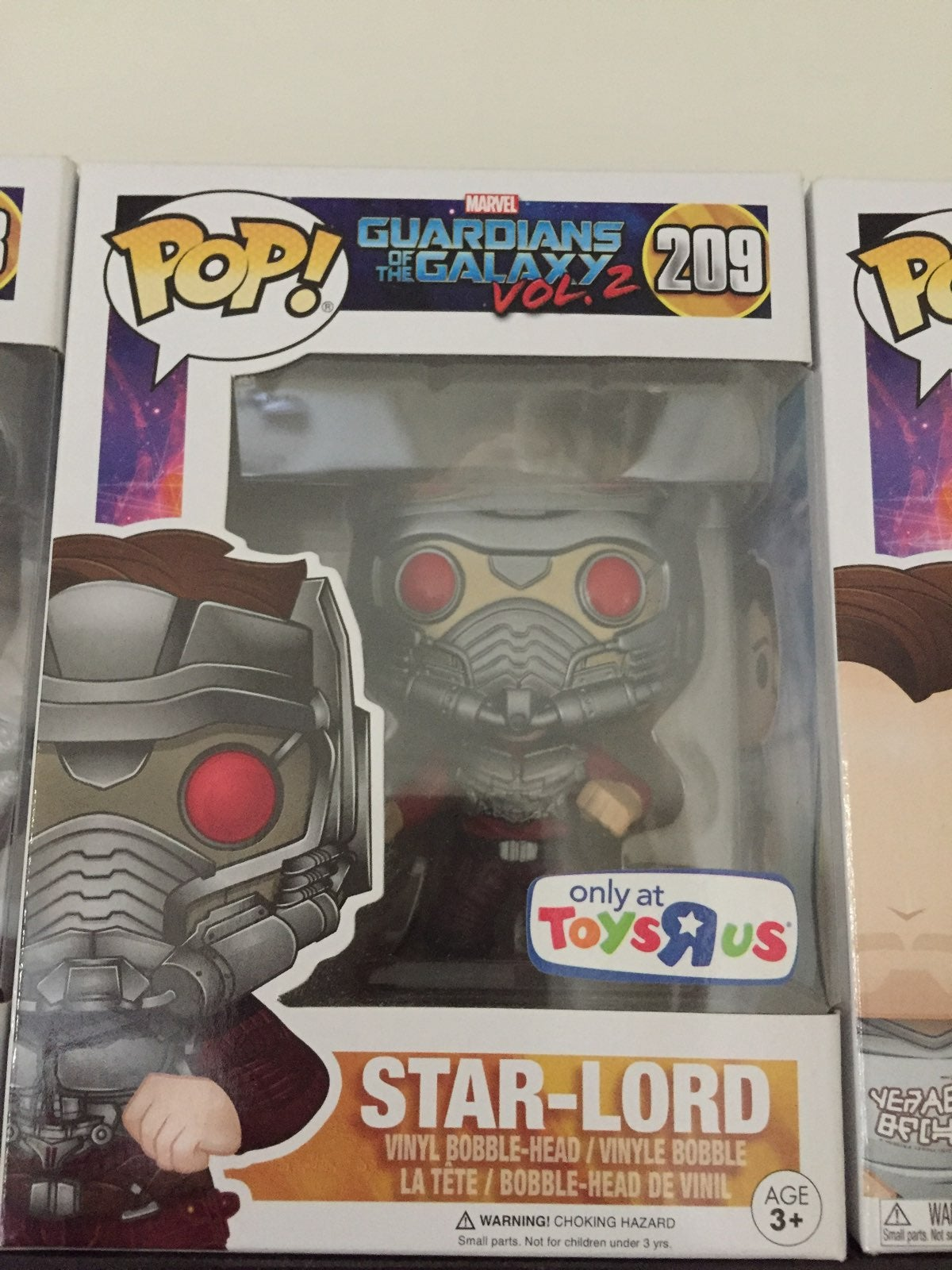 guardians of the galaxy funko Star Lord