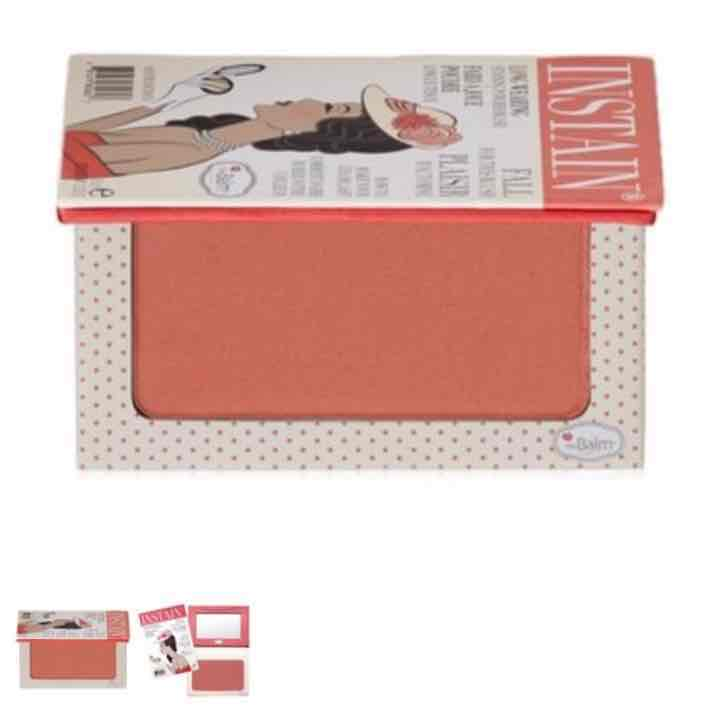 Thebalm Instain blush in Swiss Dot