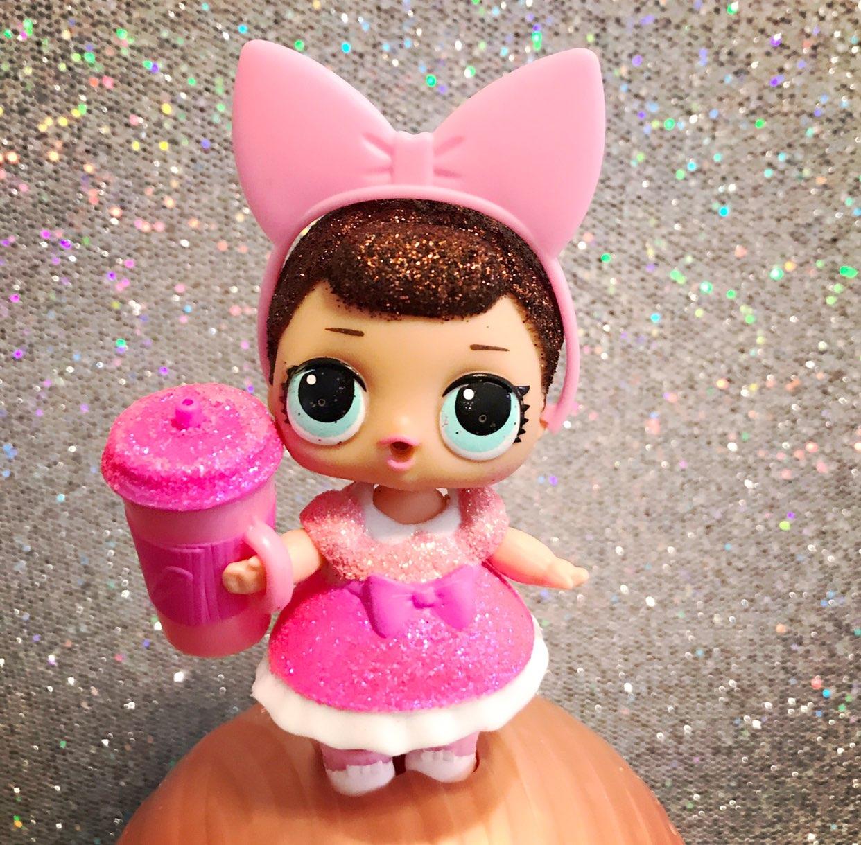 L.O.L Surprise Glitter Doll Fancy
