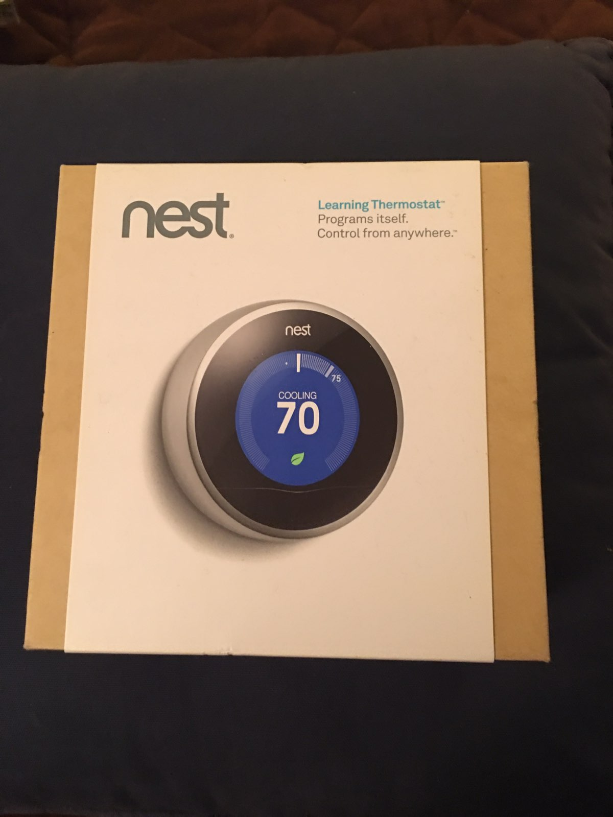 nest thermostat 2nd generation sale images