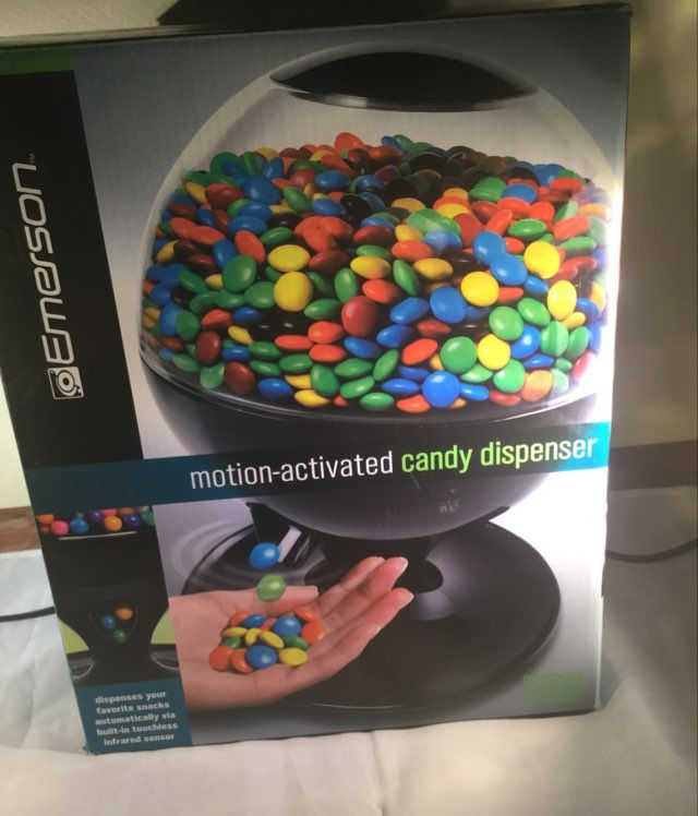 Emerson Motion Activated Candy Dispenser ~ Emerson candy dispenser kohls automatic soap