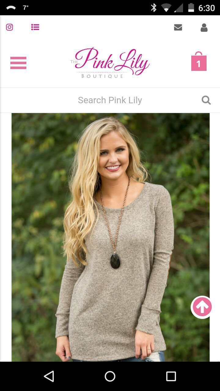 Pink lily boutique cute sweater NWT! - Mercari: BUY & SELL THINGS ...
