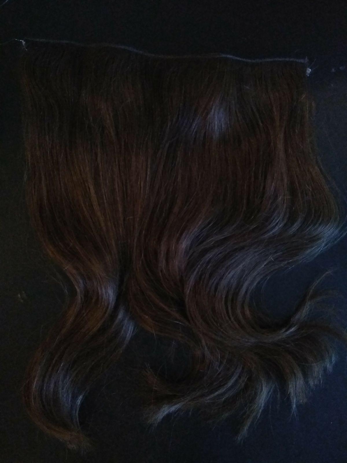 Brown she flip n go hair extensions mercari buy sell things brown she flip n go hair extensions pmusecretfo Images