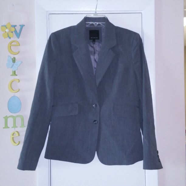 The Limited women's gray blazer Size 10