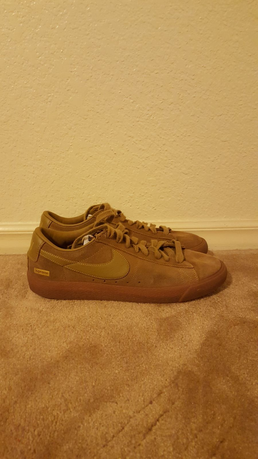 Supreme Nike Sb