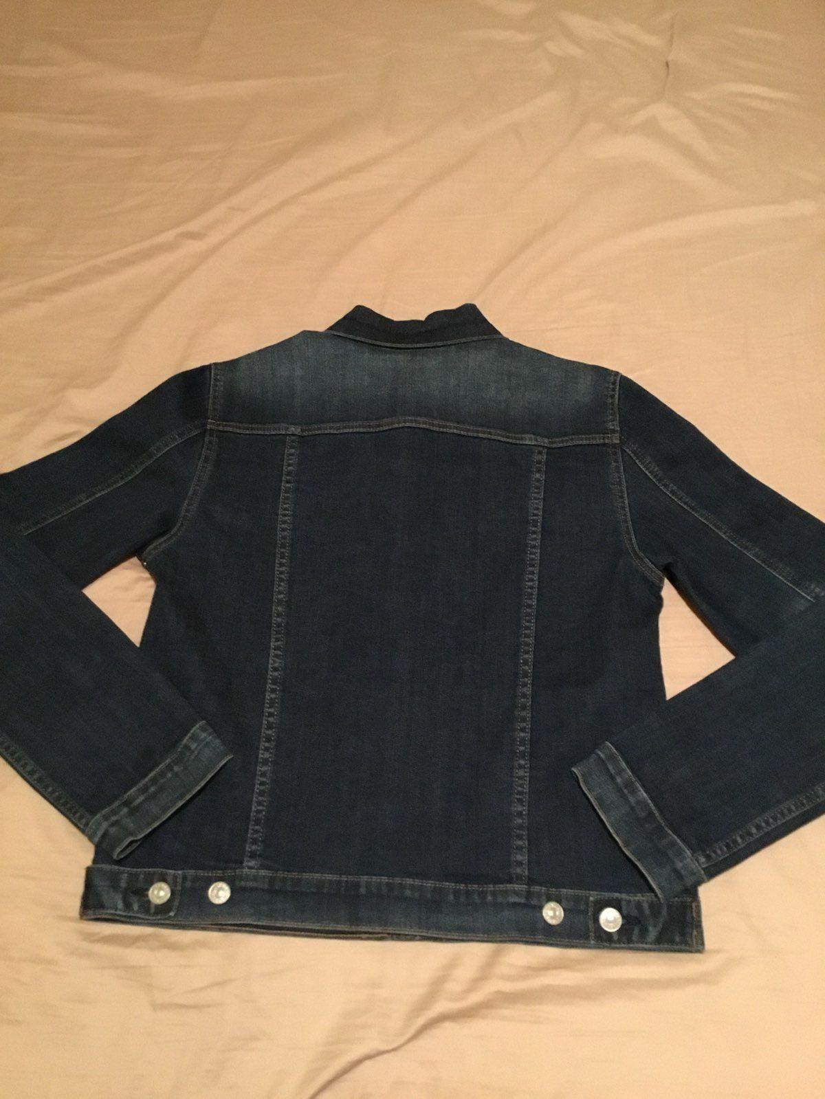 Denim Jacket Similar To Lularoe Harvey!