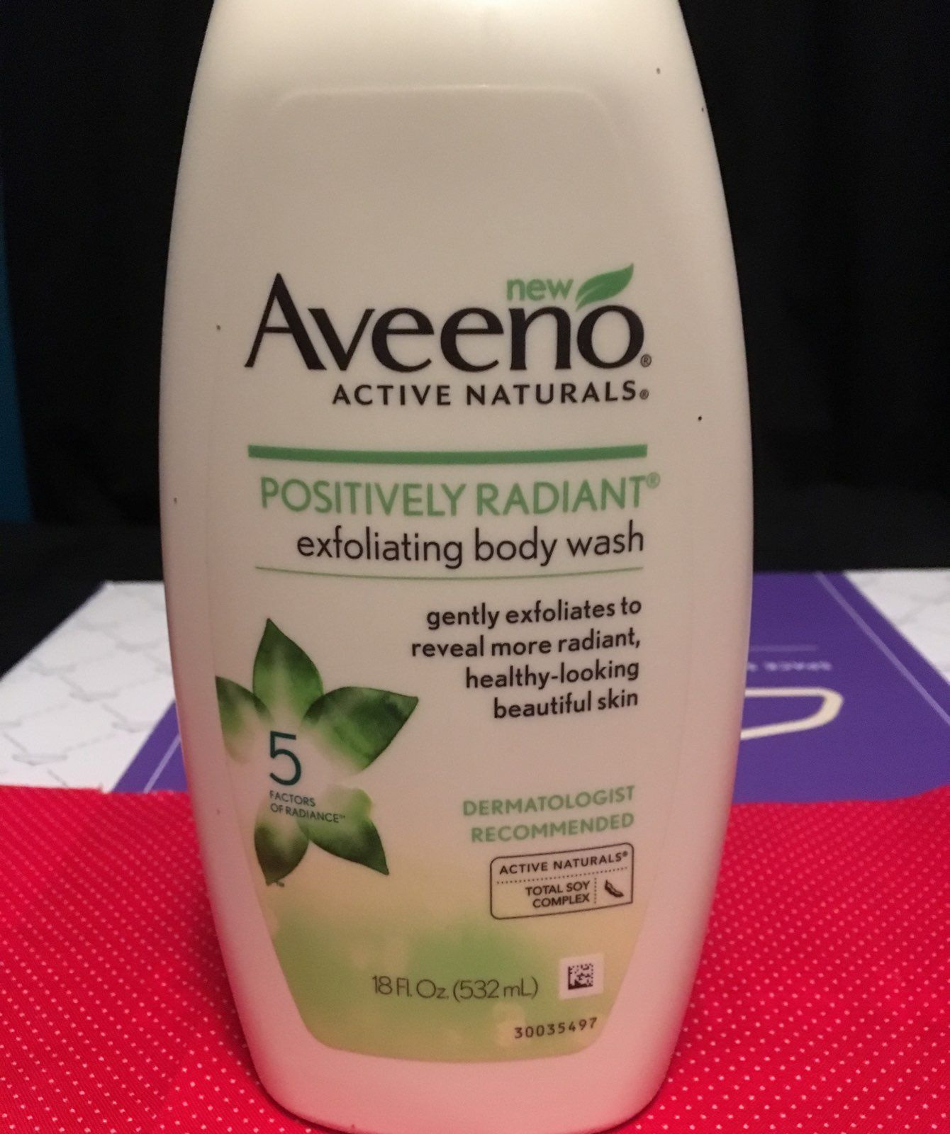 Aveeno Positively Radiant Skin Bundle