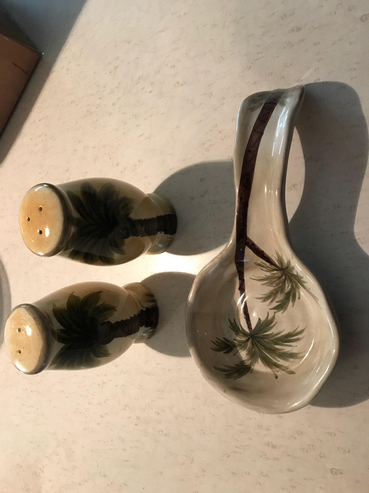 New Palm Tree Kitchen Items