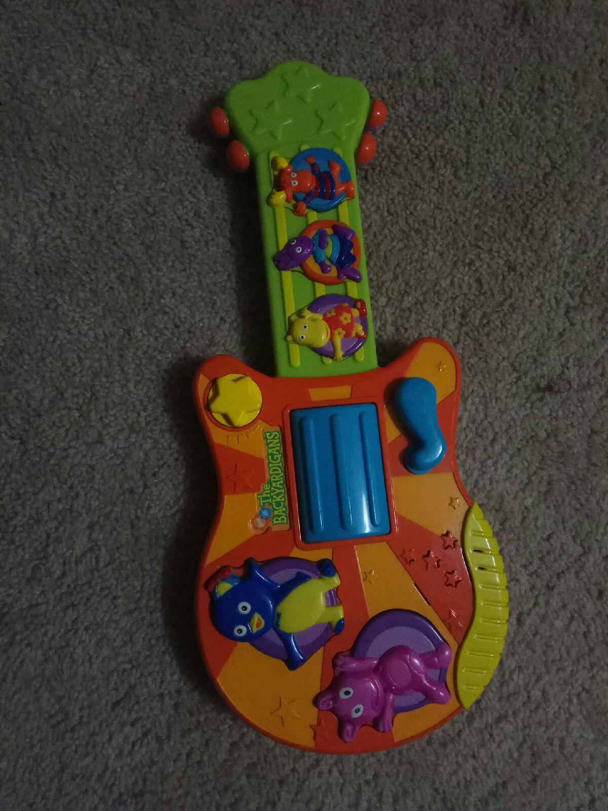 Toy Guitar for Kids Mercari BUY & SELL THINGS YOU LOVE