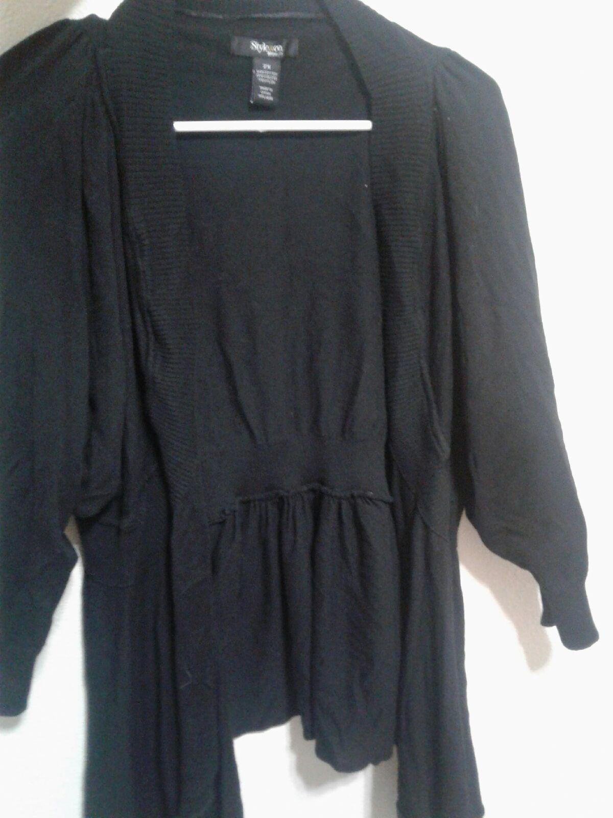Black cardigan - Mercari: BUY & SELL THINGS YOU LOVE