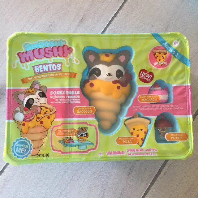 Smooshy Mushy Box : Smooshy Mushy Bento Box - Mercari: BUY & SELL THINGS YOU LOVE