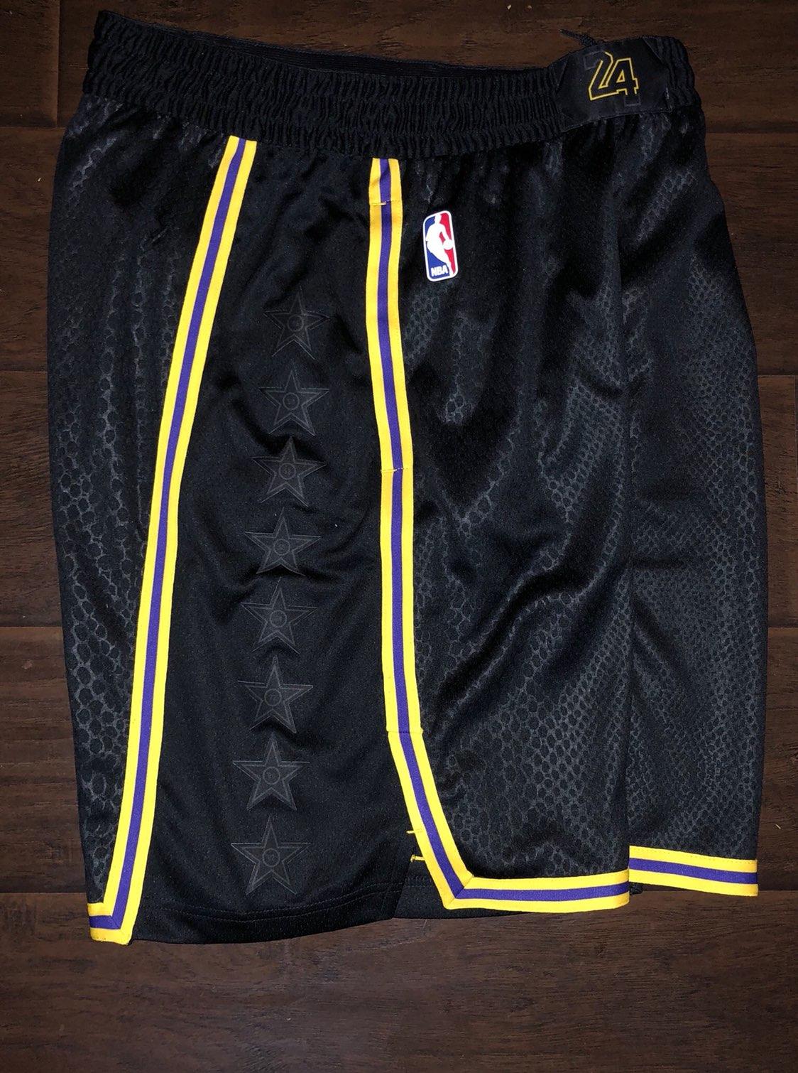 kobe bryant shorts