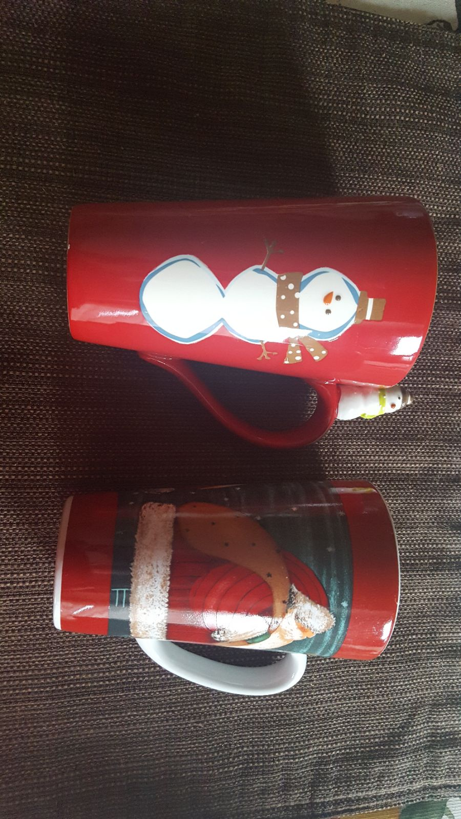 Xmas coffee mugs