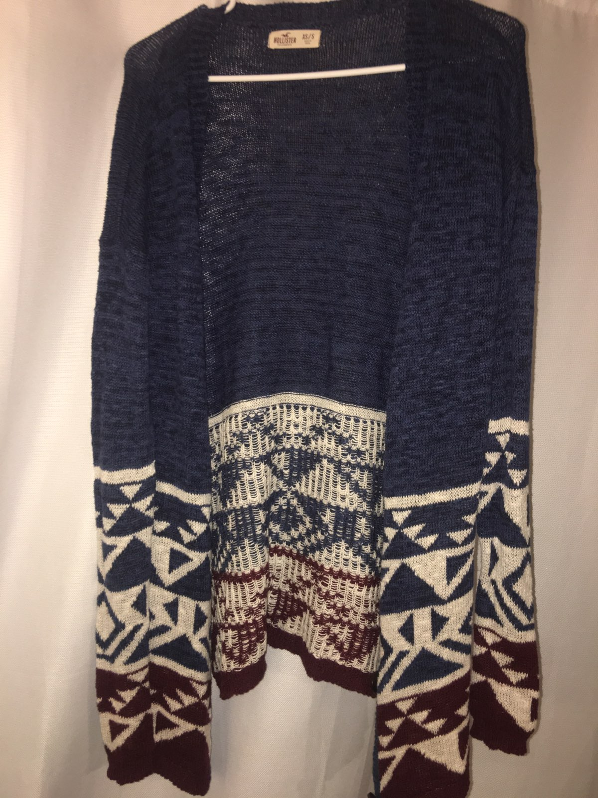 CUTE Hollister Co. Sweater - Mercari: BUY & SELL THINGS YOU LOVE