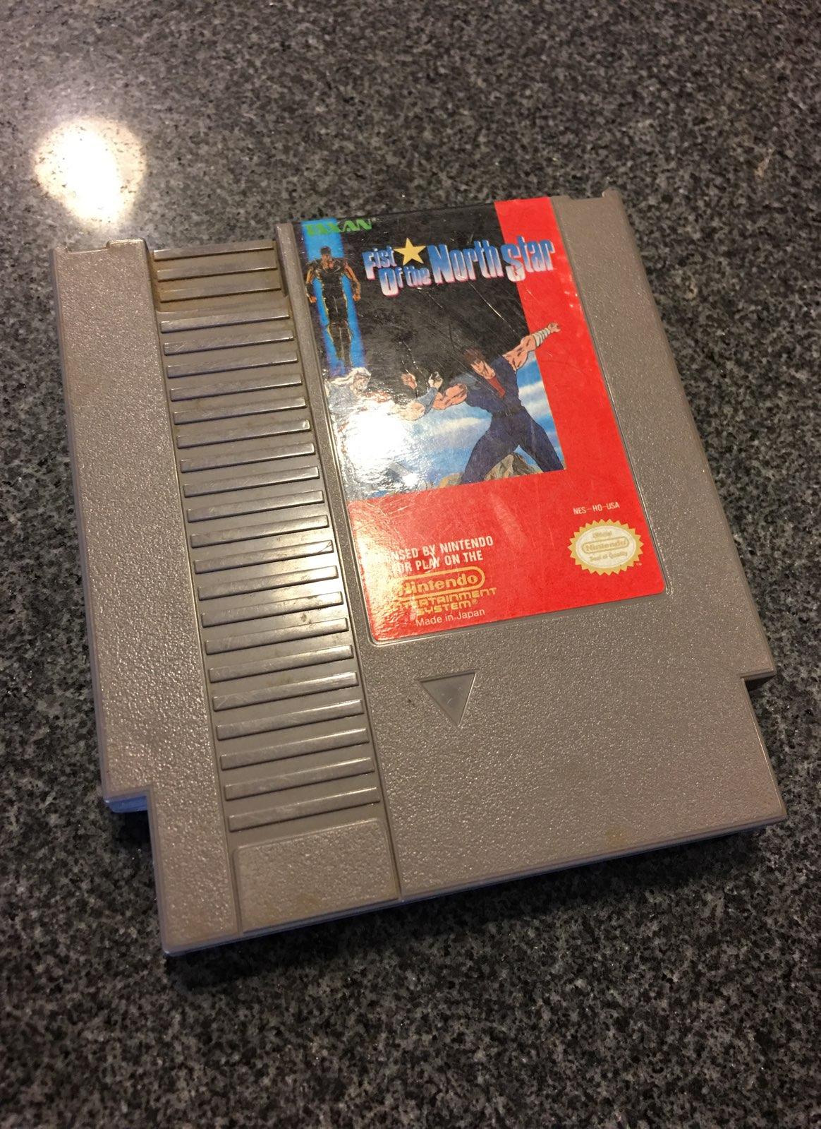 Fist Of The North Star Nintendo NES