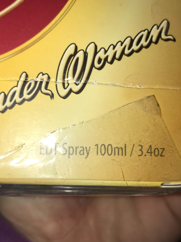 Wonder Woman Perfume New