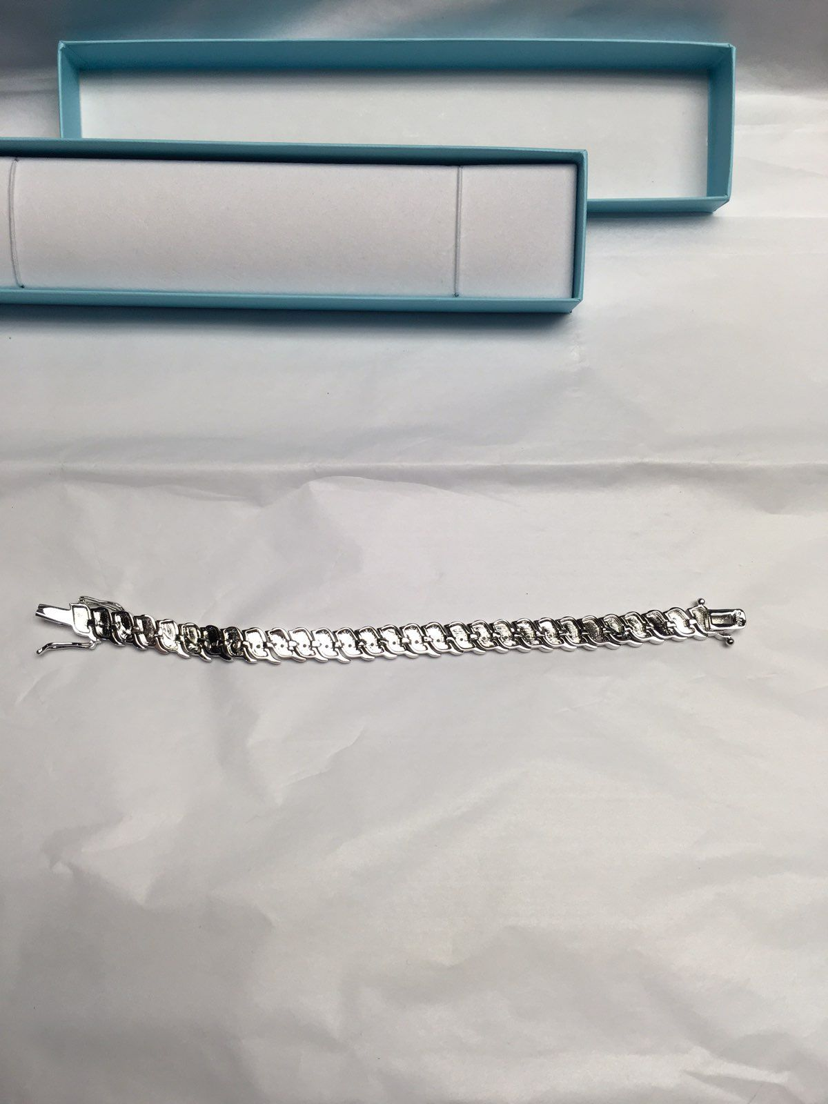 Diamond Tennis Bracelet 1/3 Carat TW