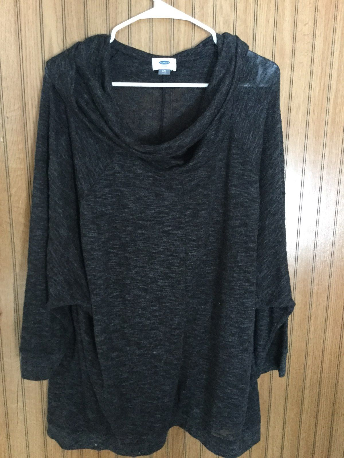 Old Navy Thin Cowl Neck Sweater - Mercari: BUY & SELL THINGS YOU LOVE