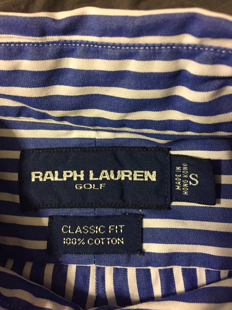 Men's Small Ralph Lauren Button Down