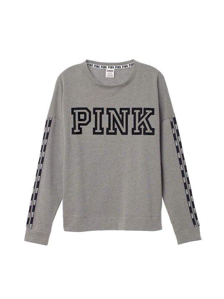 VS Victoria Secret Pink Pullover Sweater - Mercari: BUY & SELL ...