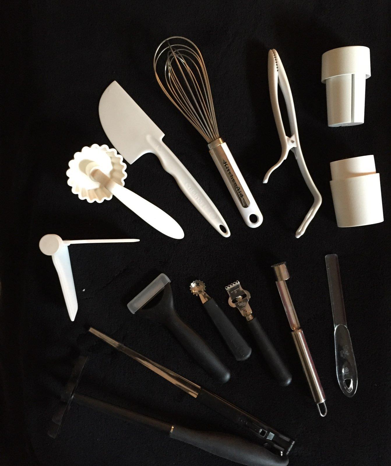 14 Kitchen Utensils Some Pampered Chef