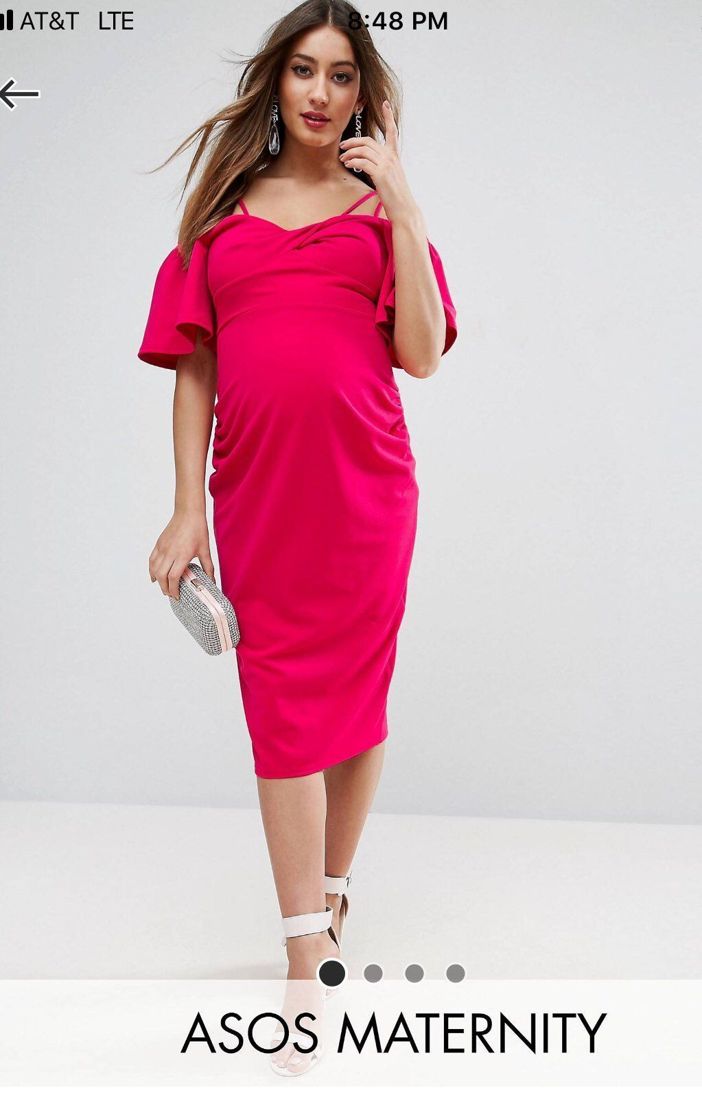 Asos maternity dress mercari buy sell things you love asos maternity dress ombrellifo Image collections