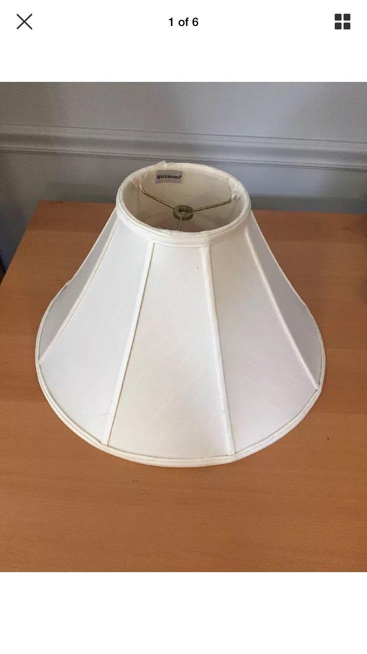 Waterford lamp shade mercari buy sell things you love waterford lamp shade mozeypictures Images