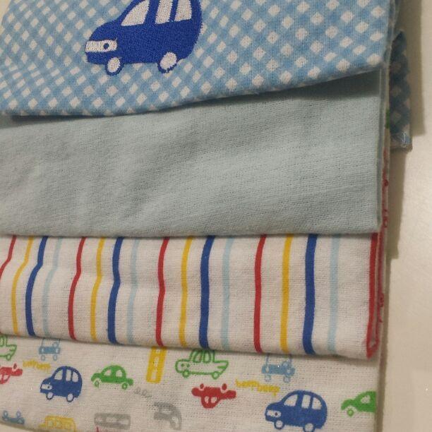 Carter's 4 Flannel Blankets