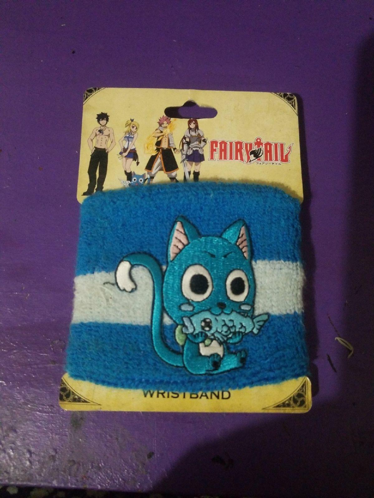 Fairy Tail Happy Wristband