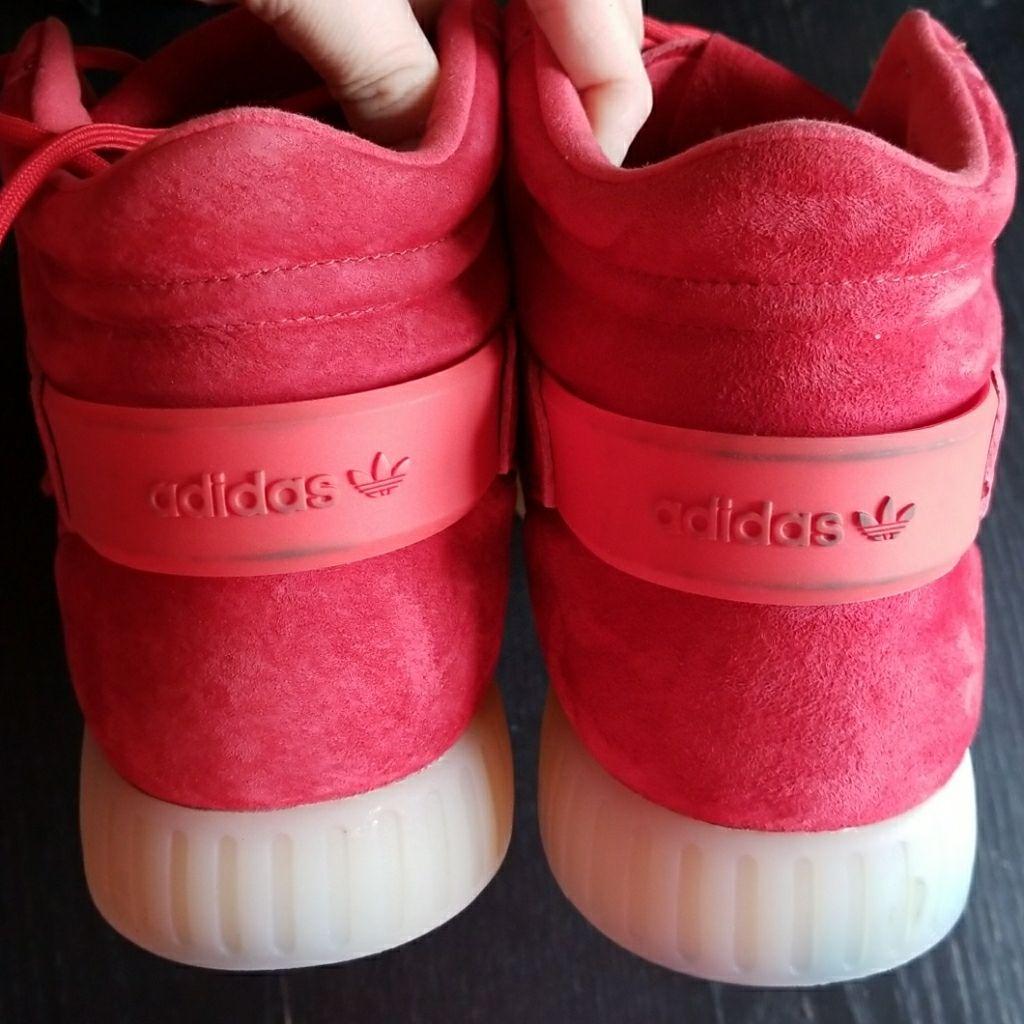 Adidas Tubular Invader Strap Sneakers