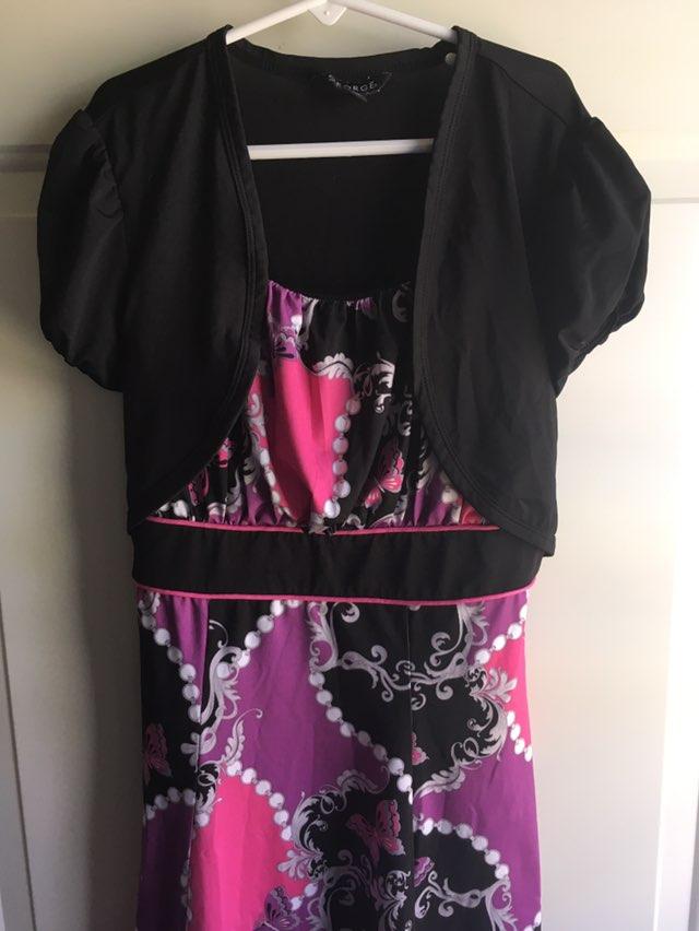 Large 10-12 Dress