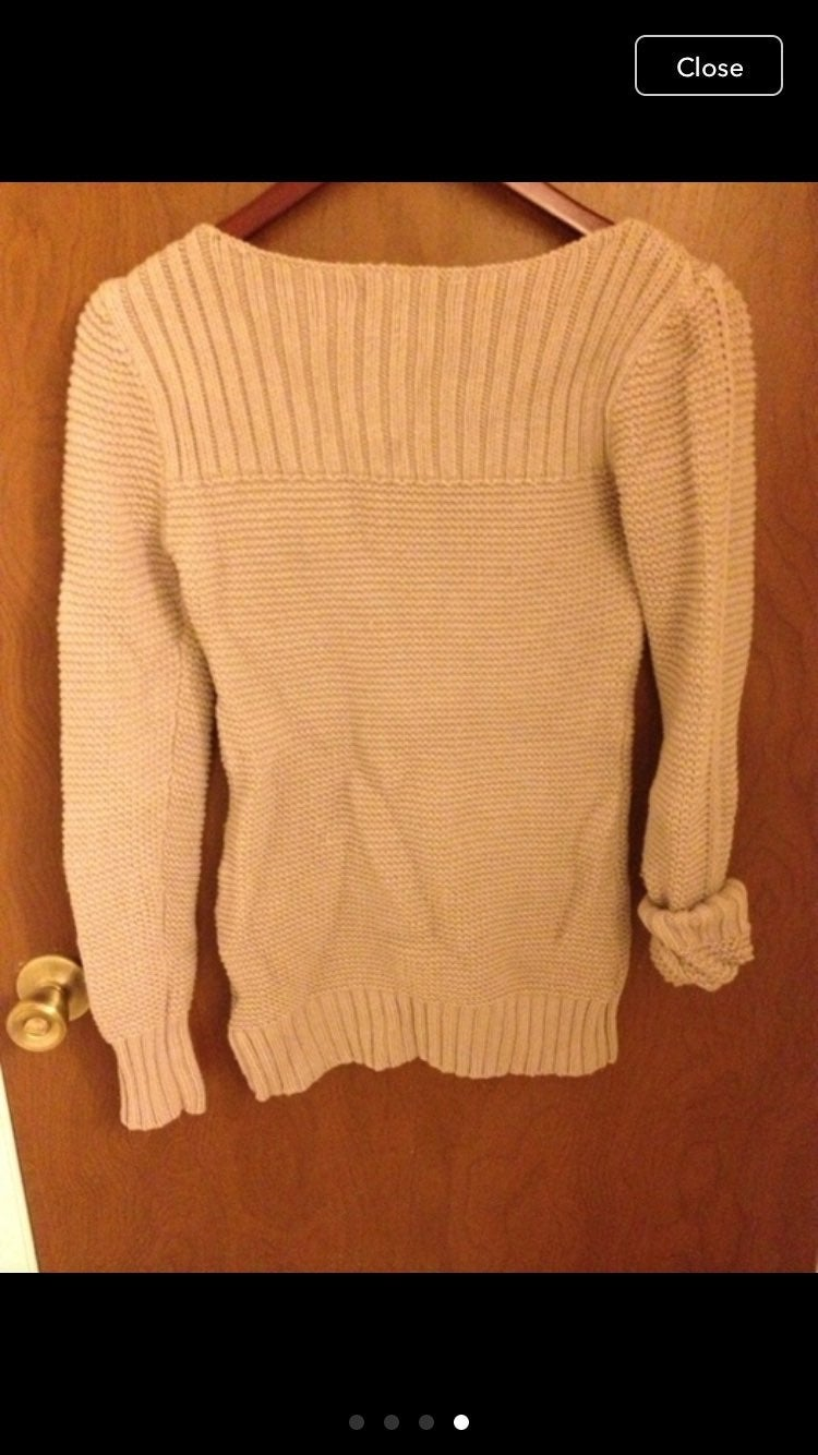 Vintage Heather Brown Sweater - Mercari: BUY & SELL THINGS YOU LOVE