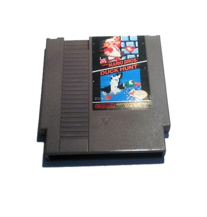 Super Mario Bros. Duck Hunt NES