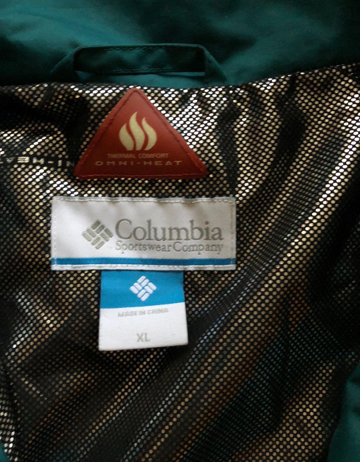 columbia windbreaker