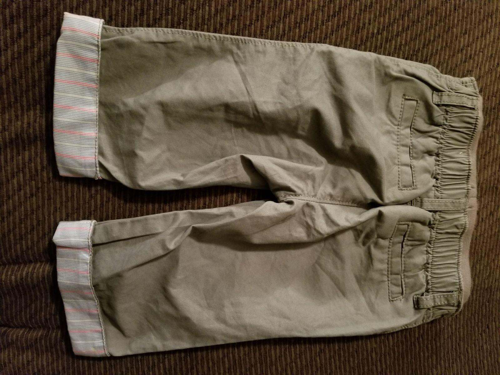 Baby Gap Infant lined pants 6-12 Months