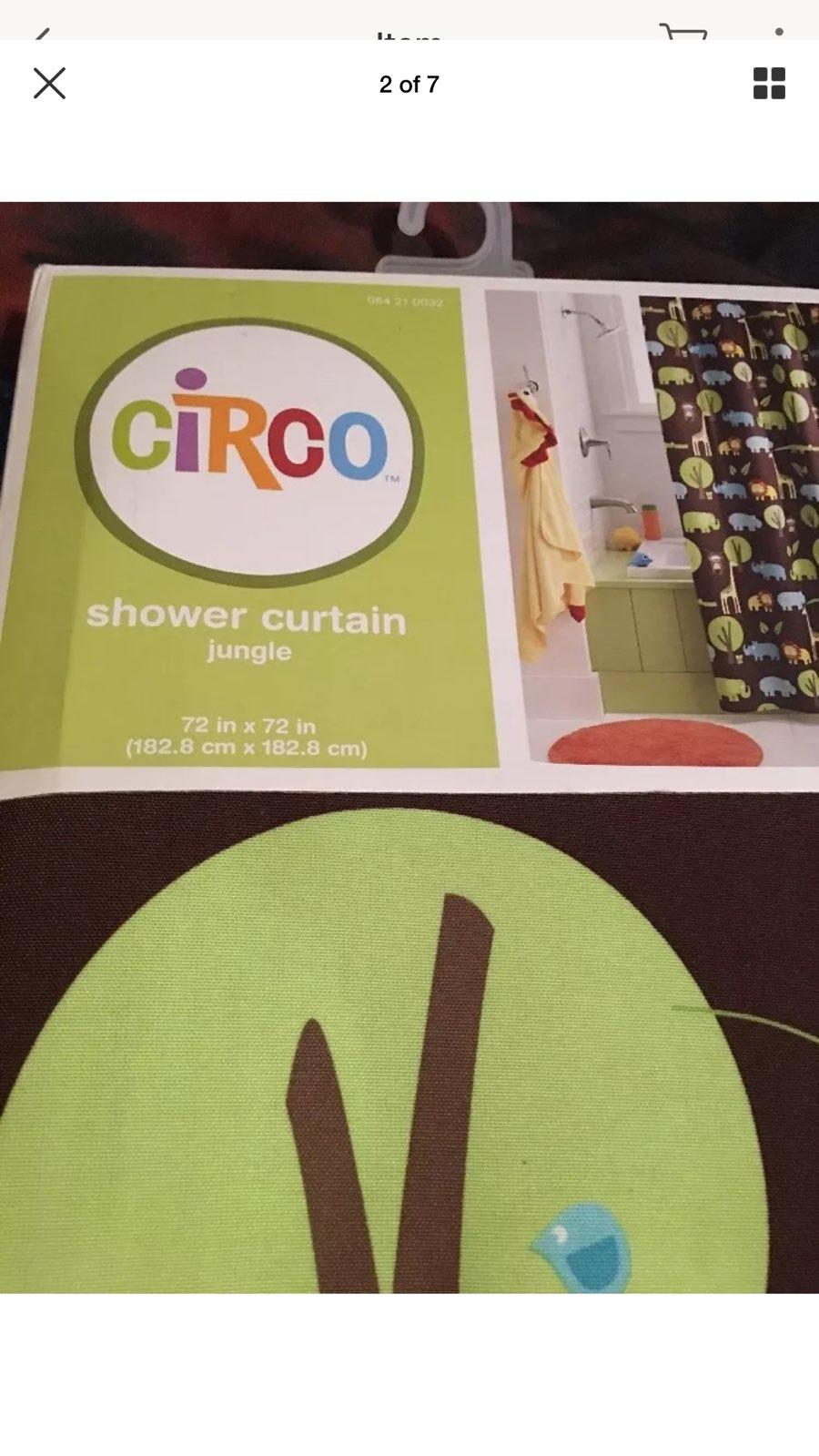 Circo Jungle Collection Animal Print