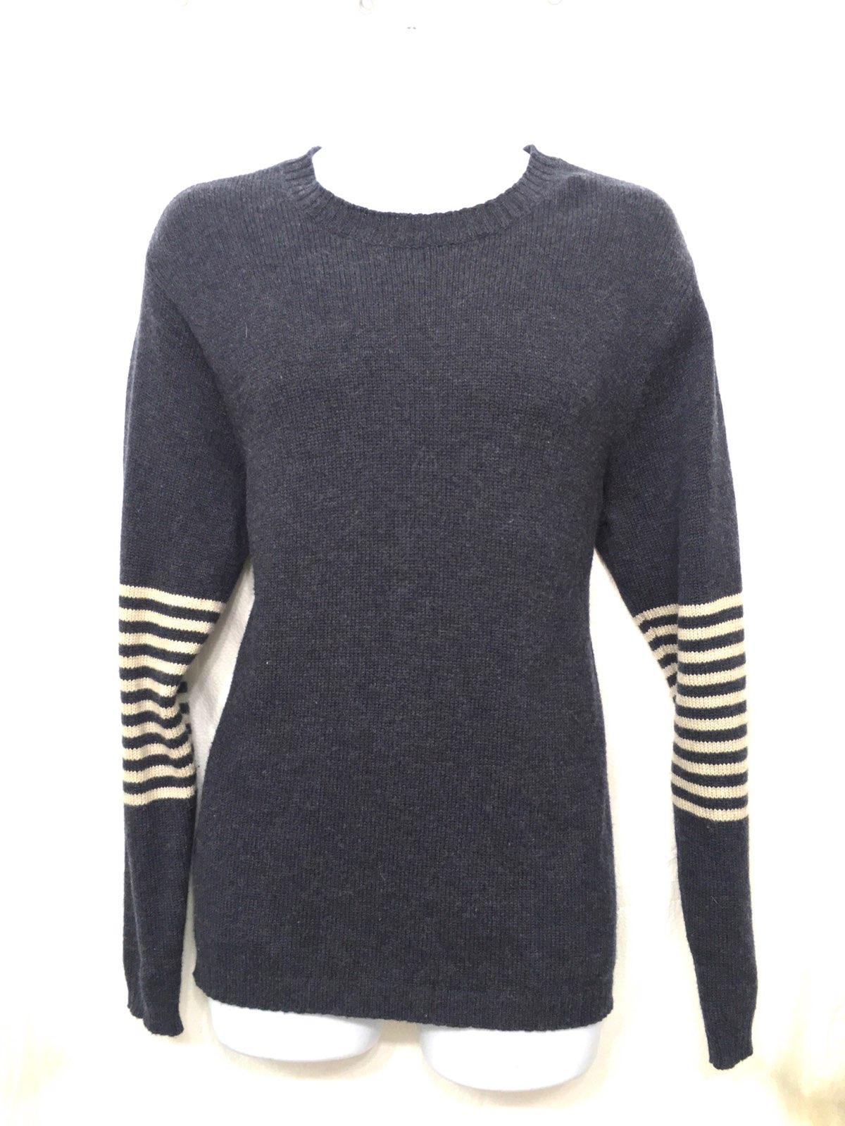 Patagonia Men's Navy Blue Wool Sweater - Mercari: BUY & SELL ...