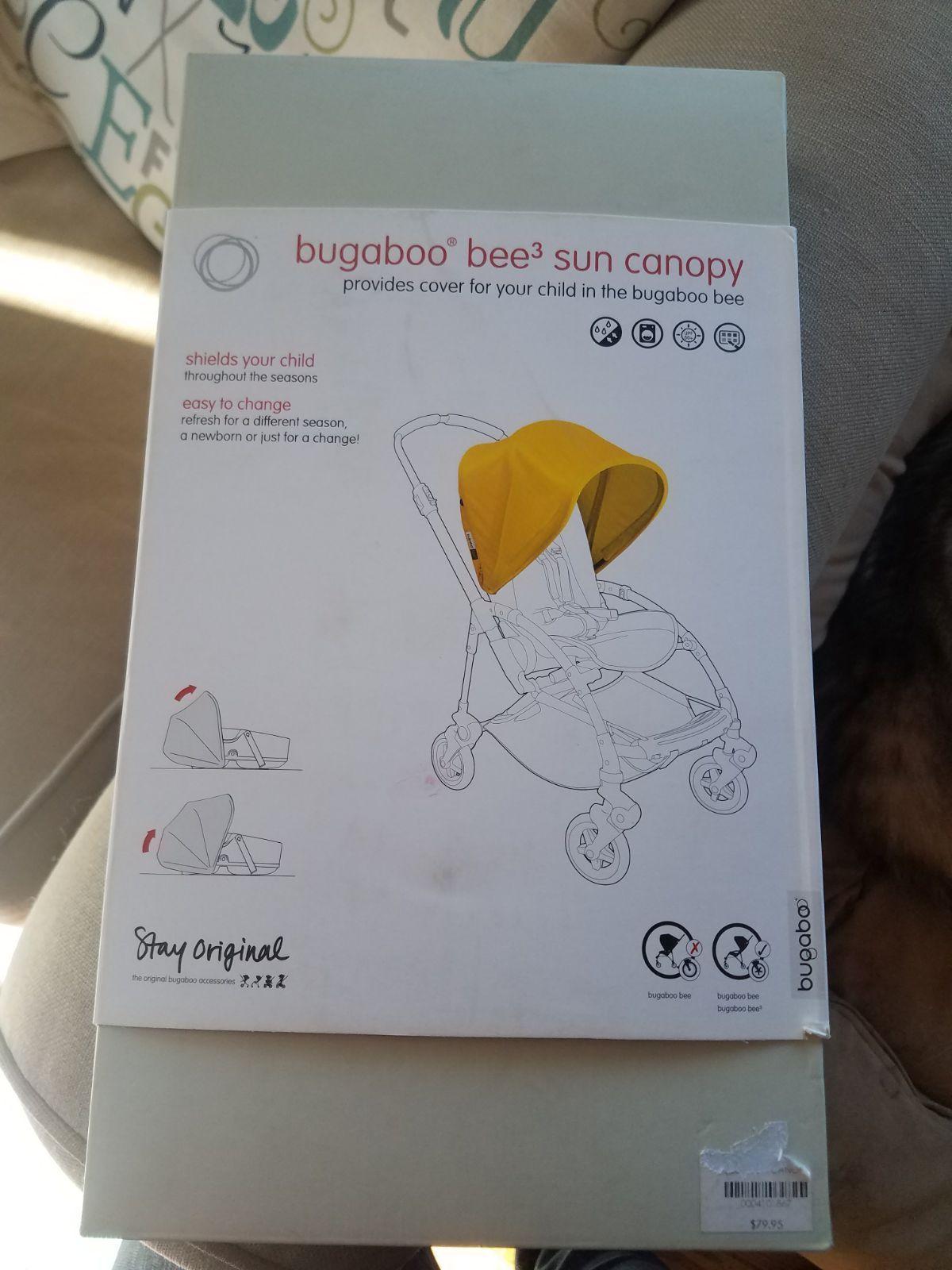Bugaboo Bee3 Sun Canopy & Bugaboo Bee3 Sun Canopy - Mercari: BUY u0026 SELL THINGS YOU LOVE