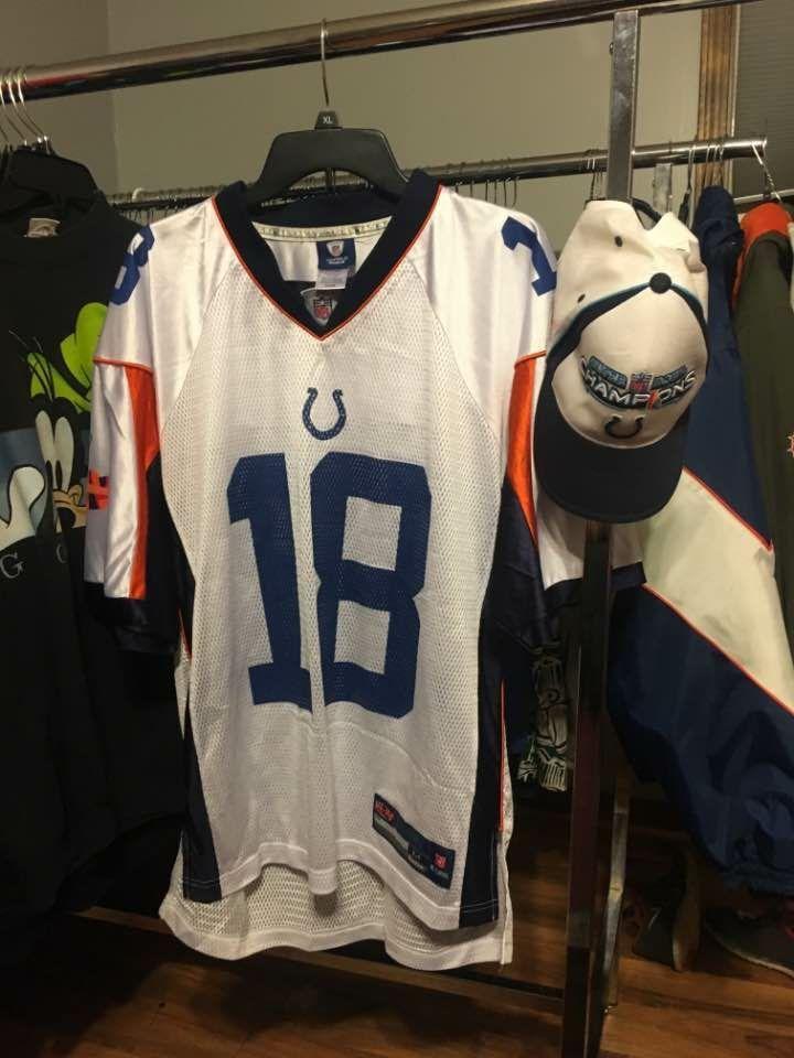 Peyton Manning Super bowl jersey (cwh)