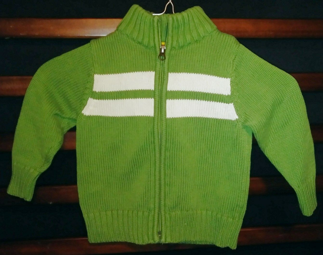 Old Navy Zip Up Sweater Size 18 Months - Mercari: BUY & SELL ...