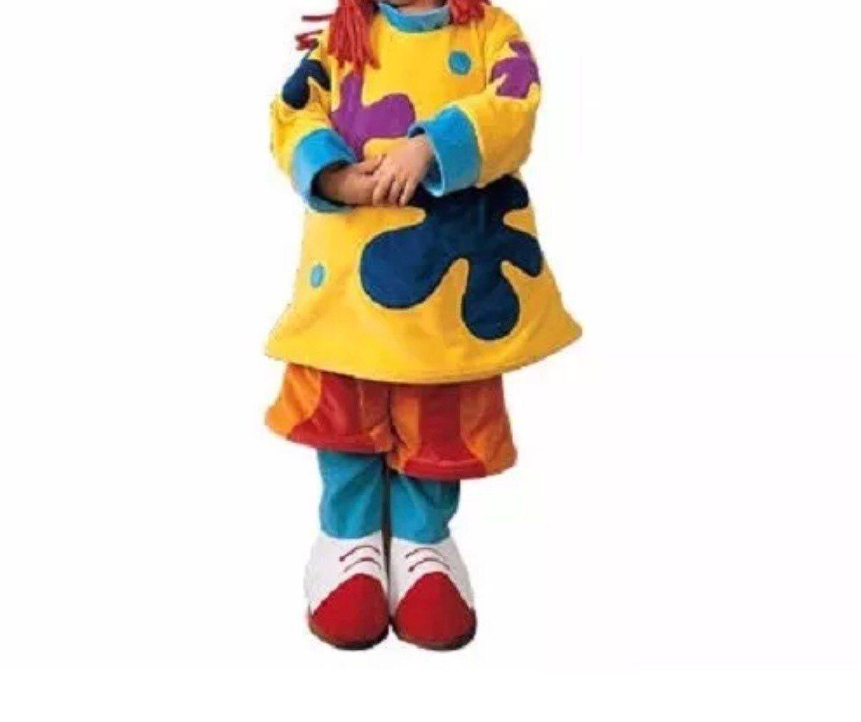 Jojo Circus Clown Halloween Costume XXS